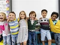 חינוך לגיל הרך. רוצים ללמוד ליד אמא / צילום: shutterstock