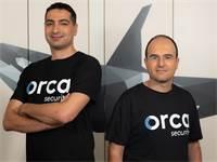 שניים ממייסדי אורקה, אבי שוע וגיל גרון / צילום: לירון כהן אביב