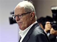 פדרו פבלו קוצ'ינסקי, נשיא פרו לשעבר / צילום: REUTERS/Guadalupe Pardo