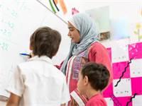 מורה ממוצא ערבי / צילום: שאטרסטוק