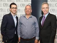 אלון גרנות, אלעד אבן חן ודניאל ארדרייך/צילום: ניב קנטור