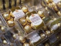 שוקולדים של פררו רושה / צילום: Shutterstock