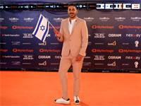 קובי מרימי באירוע הפתיחה לשבוע האירוויזיון / צילום: אמיר כהן, רויטרס