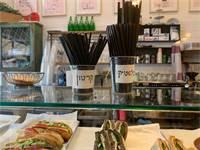 יוזמה להפחתת קשיות פלסטיק חד פעמיות במסעדות ובתי קפה    / צילום: שני מוזס, גלובס