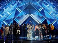 זוכי חצי הגמר הראשון של האירווזיון / צילום: REUTERS/Ronen Zvulun