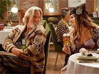 קארי בראדשו ו-The dude בפרסומת של סטלה ארטואה  / צילום: אתר החברה