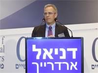דניאל ארדרייך CFO סודהסטרים/צילום: ניב קנטור