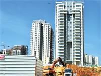 בנייה בגני תקווה / צילום: תמר מצפי, גלובס