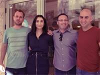 גלעד ארדיטי, ישראל גיא דולב, מזי ארזי ויניב שולדנפרי / צילום: Sabre ישראל