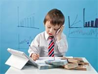 ילדים לומדים כלכלה / צילום: שאטרסטוק