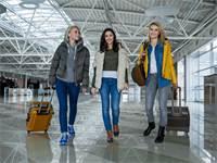 """הנוסעים לחו""""ל מחפשים את חוויית הטיסה/צילום: Shutterstock/א.ס.א.פ קרייטיב"""