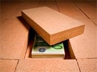 כסף מתחת לבלטות, אילוסטרציה / שאטרסטוק