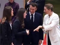 מנהיגי האיחוד האירופי / צילום: Yves Herman, רויטרס