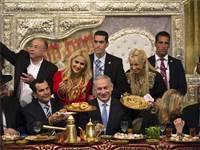 ראש הממשלה נתניהו בחגיגות המימונה, 2015 / צילום: אמיר כהן, רויטרס