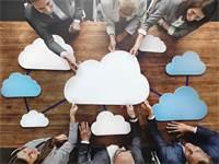 ענן היברידי. מרחיב את הענן הפרטי ומאפשר שליטה מלאה ביישומים / צילום: Shutterstock/א.ס.א.פ קרייטיב