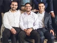מייסדי אינטסייטס אלון ארבץ, גיא ניצן וגל בן–דוד / צילום: IntSights