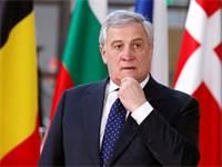 נשיא הפרלמנט האירופי אנטוניו טג'ני / צילום: Francois Lenoir, רויטרס