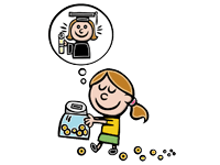 לא על חשבון הילדים/איור: תמיר שפר