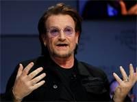 בונו, סולן U2 / צילום: REUTERS/Arnd Wiegmann