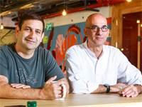 דן שראל וגיא רינת, מייסדי דמיסטו / צילום: איל יצהר
