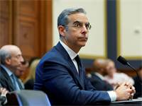 דייוויד מרכוס, ראש חברת קליברה של פייסבוק / צילום: REUTERS/Joshua Roberts