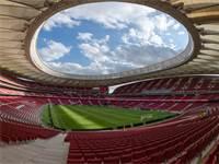 אצטדיון ונדה מטרופוליטנו במדריד / צילום: Sergio Pinilla,Shutterstock