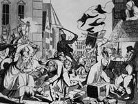 האלימות האנטי-יהודית בגרמניה: היום שבו הלאומיות התחילה לשנוא