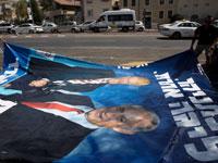 שלט בחירות/ צילום: רויטרס RONEN  ZVULUN