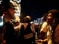 הפגנות יוצאי אתיופיה/ צילום:  רויטרס Corinna Kern