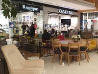 חנות פופ אפ לרהיטים  בקניון עזריאלי / צילום: פרטי