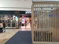 המבנה בקניון עזריאלי עכו הניצב מול החנות.  / צילום:יחצ