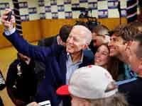 גו ביידן נגד 19 דמוקרטים: מי יצא כשידו על העליונה?