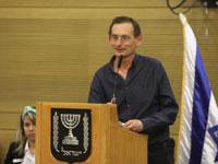 חכ דב חנין / צילום: דוברות הכנסת - יצחק הררי