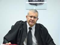 השופט דוד רוזן / צילום: תמר מצפי