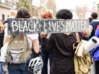"""תנועת  Black Lives Matter  בארה""""ב /    צילום : Shutterstock  אס איי פיקריאייטיב"""
