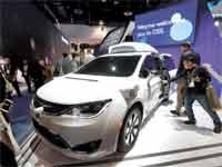 המכונית האוטונומית של גוגל /צילום: רויטרס