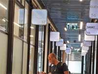 משרדי הרשות במתחם BE ALL בגבעתיים / צילום: גיא ליברמן