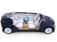 רכב אוטונומי. / צילום: Shutterstock :