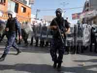כוחות הביטחון הפלסטיניים./ צילום: רויטרס