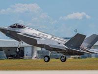 מטוס F35 - לוקהיד מרטין/ צילום: לוקהיד מרטין