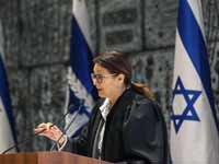 השופטת אסתר חיות / צילום :שלומי יוסף