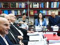 הוועדה למינוי שופטים / צילום: רפי קוץ