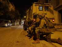 """חיילי צה""""ל בתרגיל / צילום: דובר צהל"""