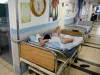 בית חולים ברזילי אשקלון./ צילום: איל יצהר