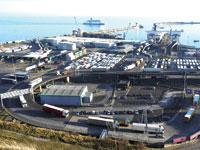 נמל דובר בבריטניה/ צילום: רויטרס, Toby Melville