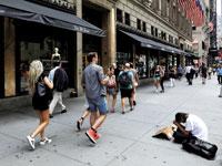 """התמ""""ג הוא ברומטר כלכלי מוביל שרחוק מלשקף את המציאות/ צילום: רויטרס, Lucas Jackson"""
