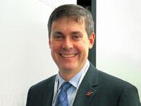 """דיוויד ריקס, מנכ""""ל אלי לילי./ צילום: רויטרס"""