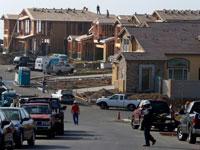 בתים חד קומתיים חדשים בקליפורניה/ צילום: רויטרס, Mike Blake