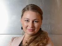 אלנה ורנובה, ממייסדי חברת Trezor הצ'כית, המייצרת ארנקי ביטקוין  / צילום: איל יצהר