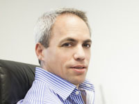 """ארן אלסנר, מנכ""""ל פעילות חו""""ל של קבוצת החברה המרכזית / צילום: יחצ"""